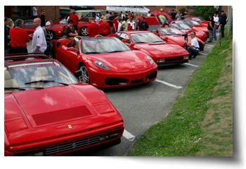 Club Luigi Ferrari Quebec Welcome